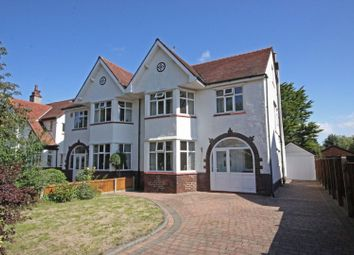 Thumbnail 4 bed semi-detached house for sale in Hillside Road, Southport
