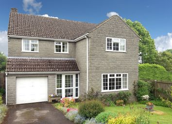 Thumbnail 4 bed detached house for sale in Queens Grove, Pen Selwood, Wincanton