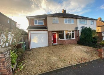 Thumbnail 4 bed semi-detached house for sale in Botley, Oxford
