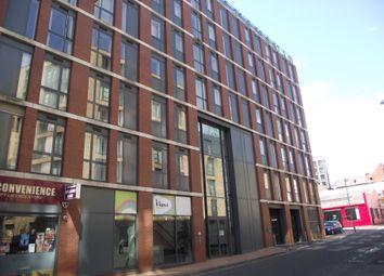 Thumbnail 2 bed flat to rent in Essex Street, City Centre, Birmingham