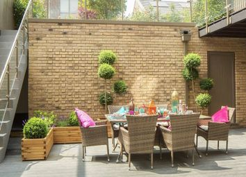 "Thumbnail 5 bed town house for sale in ""The Skylark"" at Hobson Avenue, Trumpington, Cambridge"
