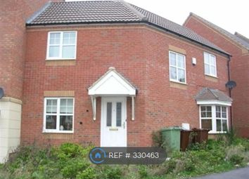 Thumbnail 3 bed terraced house to rent in Pavior Road, Nottingham