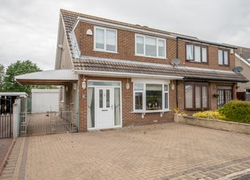 Thumbnail 3 bed semi-detached house for sale in Wentworth Crescent, Morecambe