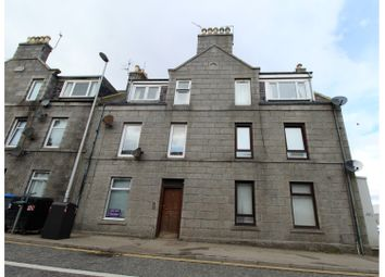 Thumbnail 1 bed flat for sale in 56 Menzies Road, Aberdeen