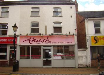 Thumbnail Commercial property for sale in The Akash Restaurant, 36 Cambridge Street, Wellingborough