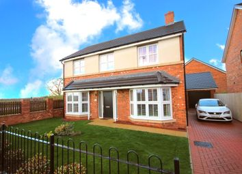 Thumbnail 4 bed detached house for sale in Hornbeam Drive, Yarm