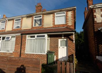 Thumbnail 3 bed terraced house to rent in Chelmsford Avenue, Grimsby