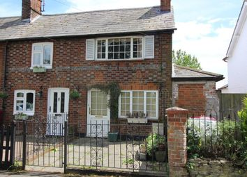 Thumbnail 1 bed end terrace house for sale in Kentwood Hill, Tilehurst, Reading