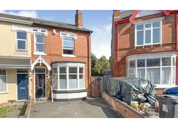 Thumbnail 4 bed end terrace house for sale in Oxford Road, Birmingham