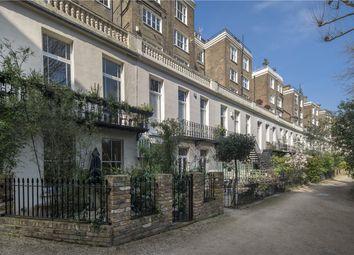 Thumbnail 3 bedroom flat for sale in Garden Flat, Warrington Crescent, Little Venice, London