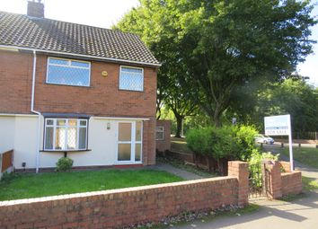 Thumbnail 3 bed end terrace house for sale in Slim Avenue, Bilston