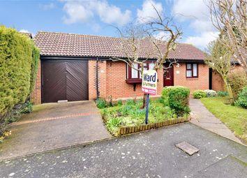Thumbnail 3 bed bungalow for sale in Howells Close, West Kingsdown, Sevenoaks, Kent
