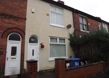 Thumbnail 2 bed terraced house for sale in Carmichael Street, Edgeley, Stockport, Greater Manchester