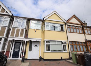 Thumbnail 3 bed terraced house to rent in Warley Avenue, Dagenham