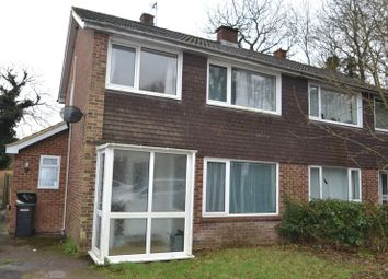 Thumbnail 4 bed semi-detached house to rent in Shaftesbury Road, Canterbury
