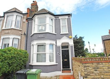 Thumbnail 3 bed end terrace house to rent in Manwood Road, Brockley, London