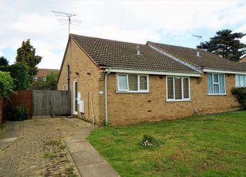 Thumbnail 2 bedroom bungalow to rent in Prittlewell Close, Suffolk