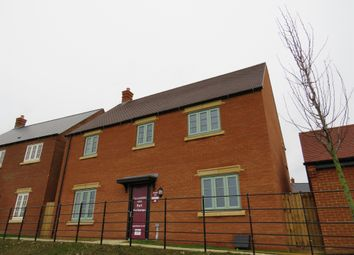Thumbnail 4 bed detached house for sale in Northampton Road, Brackley