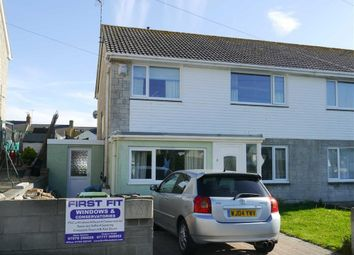 Thumbnail 4 bed semi-detached house to rent in Wheatlands, Portland, Dorset