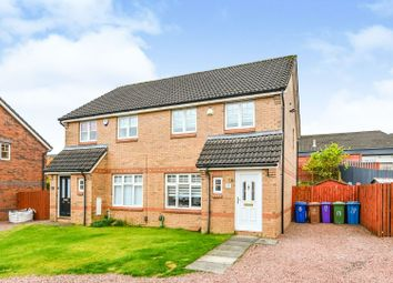 Thumbnail 3 bed semi-detached house for sale in Waterhaughs Grove, Glasgow
