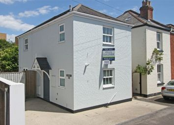Thumbnail 3 bed detached house for sale in Waterloo Road, Lymington