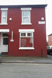 Thumbnail 3 bedroom end terrace house to rent in Eva Street, Manchester