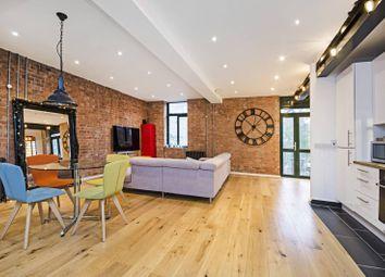 Thumbnail 1 bed flat to rent in Martello Street, London Fields