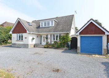 Thumbnail 3 bed detached bungalow for sale in Farm Lane South, Barton On Sea, New Milton