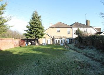 Thumbnail 4 bed semi-detached house for sale in London Road, Stone, Dartford, Kent