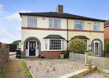 Thumbnail 3 bedroom semi-detached house for sale in High Street, Newchapel, Stoke-On-Trent
