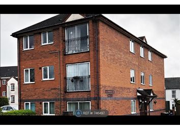 Thumbnail 2 bed flat to rent in Old Penkridge Mews, Cannock