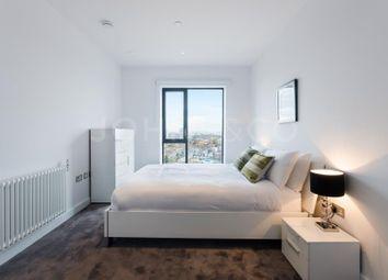 Thumbnail 1 bedroom flat for sale in Bridgewater House, London City Island, London