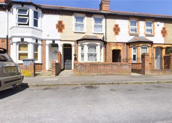 Thumbnail 3 bed terraced house for sale in Brisbane Road, Reading, Berkshire