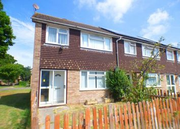 Thumbnail 3 bed end terrace house for sale in Clovelly Road, Worle, Weston-Super-Mare