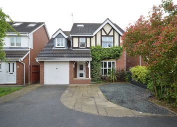 Thumbnail 5 bed detached house for sale in Greenside Court, New Crofton, Wakefield