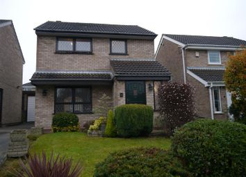 Thumbnail 3 bed detached house to rent in Richmond Close, West Hallam, Ilkeston