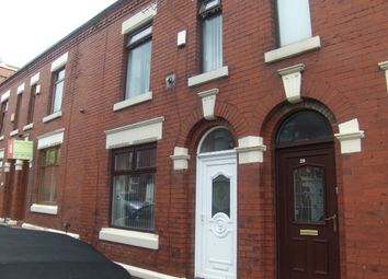 Thumbnail 3 bed terraced house to rent in Cedar Street, Ashton-Under-Lyne