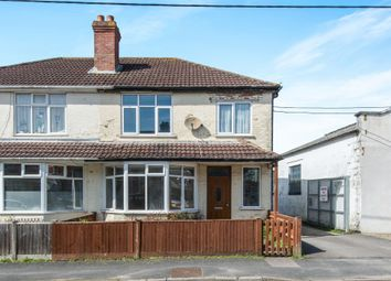 Thumbnail 3 bed semi-detached house for sale in Six Oaks Road, North Baddesley, Southampton