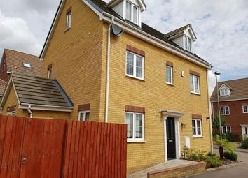 Thumbnail 5 bed detached house for sale in Boundary Close, Henlow, Bedfordshire, England