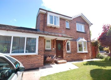 Thumbnail 3 bed detached house for sale in Stanley Park Close, Blackpool