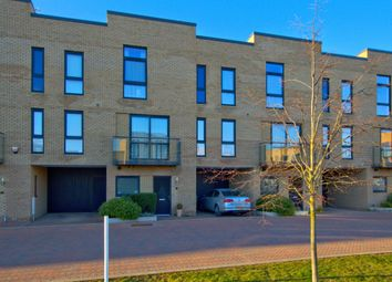 Thumbnail 5 bed town house for sale in Cornwell Road, Trumpington, Cambridge