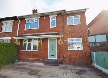 Thumbnail 4 bed semi-detached house for sale in Leek Road, Milton, Stoke-On-Trent