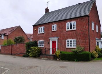 Thumbnail 4 bed detached house for sale in Furrow Close, Barrow Upon Soar
