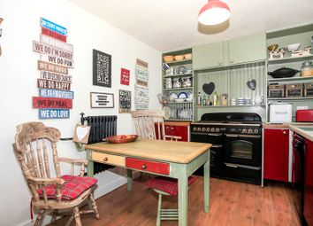 Thumbnail 3 bed terraced house for sale in Godsey Crescent, Market Deeping, Peterborough