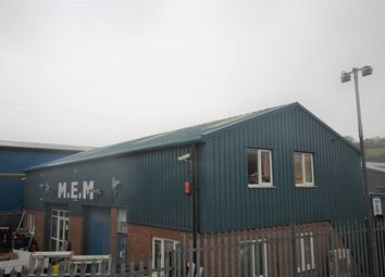 Thumbnail Industrial to let in Glanyrafon, Aberystwyth