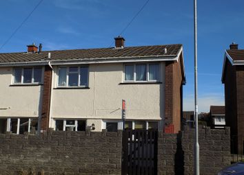 Thumbnail 2 bed end terrace house for sale in Wembley, Neath, Neath Port Talbot
