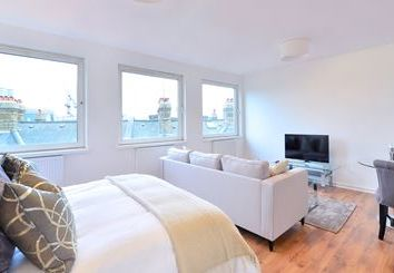Thumbnail 2 bed flat to rent in Luke House, Abbey Orchard Street, Westminster