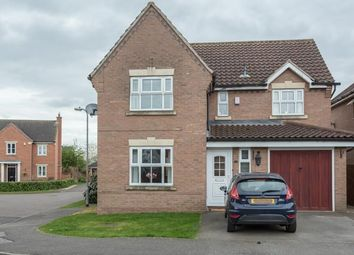 Thumbnail 4 bed detached house for sale in Beresford Drive, Sudbrooke, Lincoln