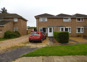 Thumbnail 2 bed semi-detached house to rent in Clover Road, Market Deeping, Peterborough, Lincolnshire