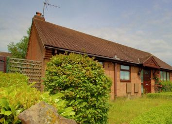 Thumbnail 2 bed bungalow for sale in Dovedale Close, Edwinstowe, Mansfield